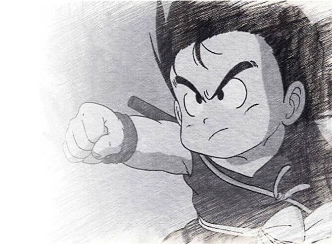 Son Goku: La genesi di Dragon Ball