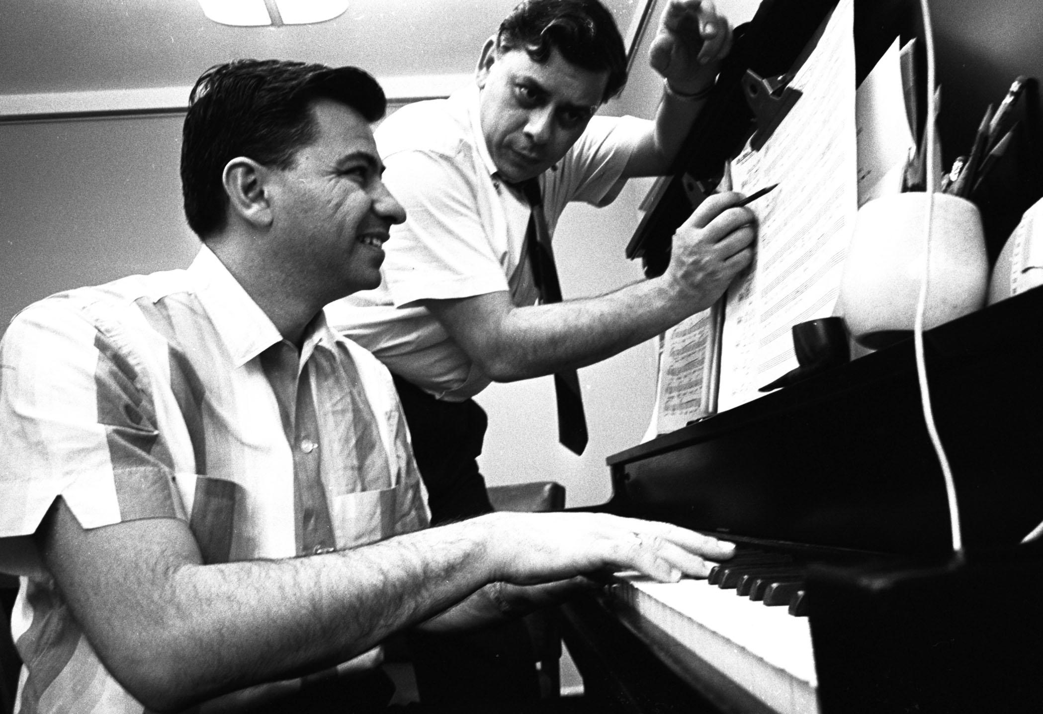 I fratelli Sherman – i canzonieri del Regno Disney