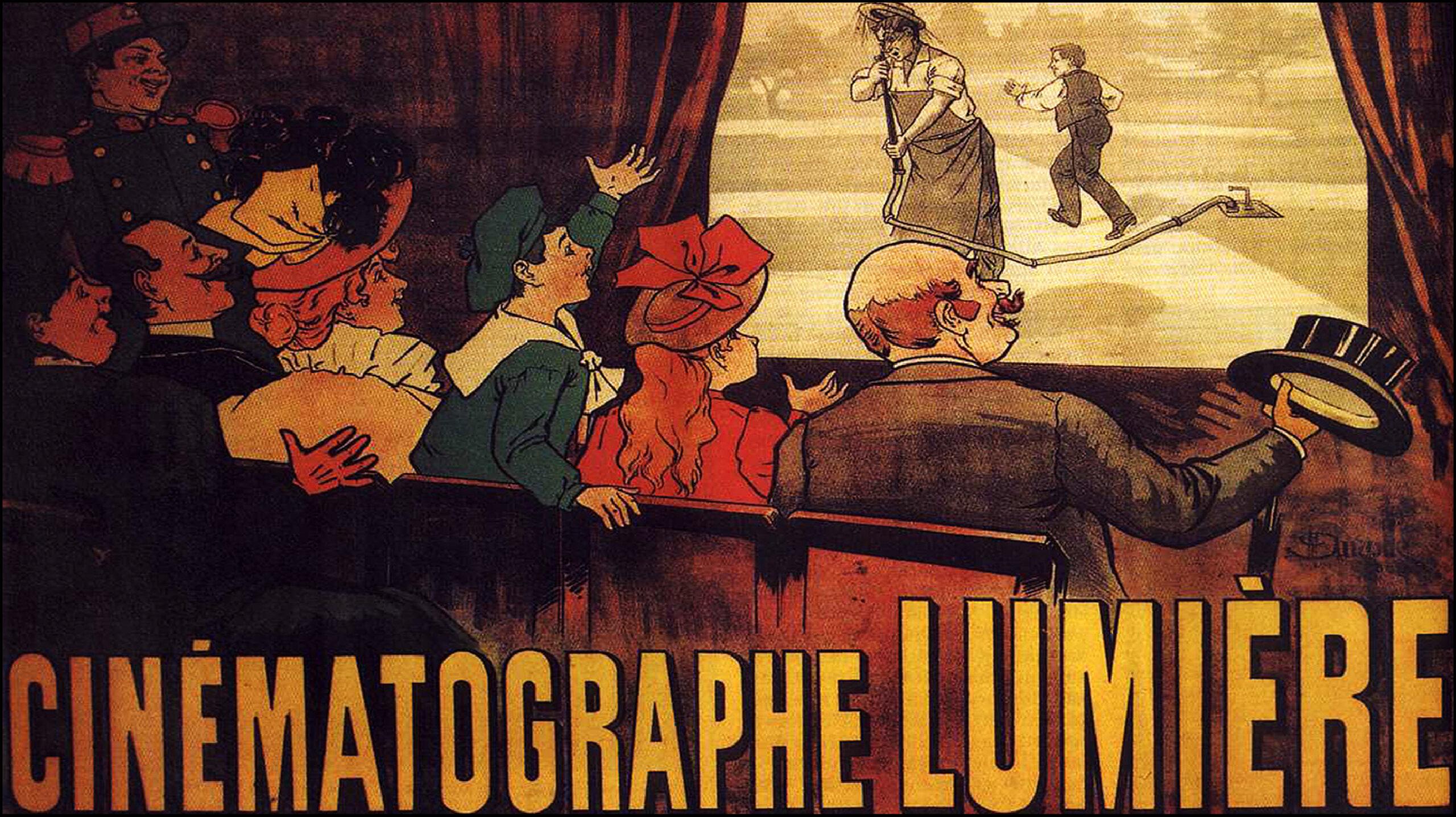 I fratelli Lumière e la nascita del Cinematografo