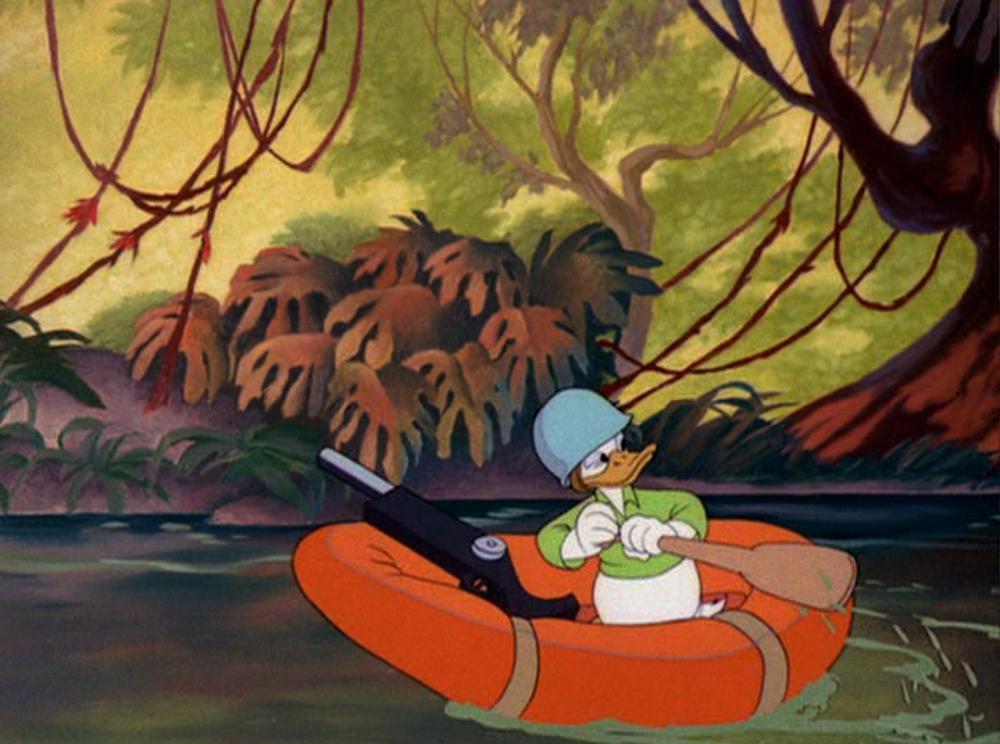Disney: Il Ciclo Bellico di Paperino