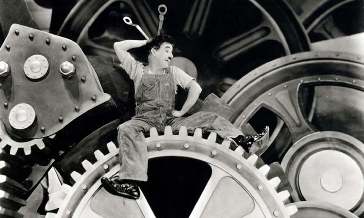 Tempi Moderni – La Grande Depressione Secondo Chaplin