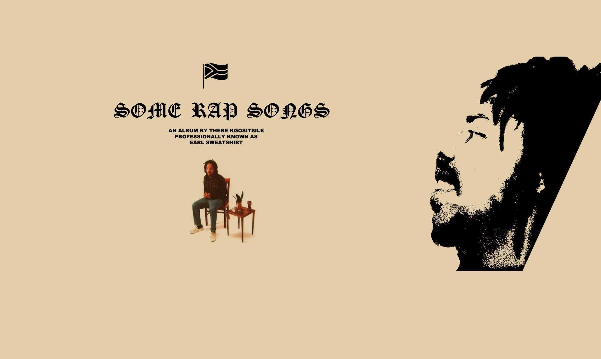 Some rap songs – l'album di Earl Sweatshirt
