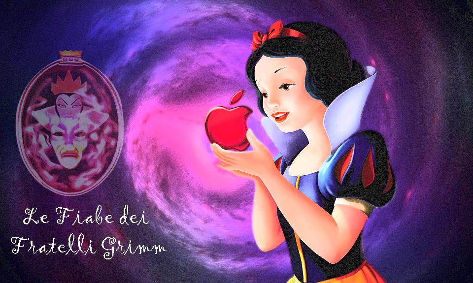 Biancaneve – dai fratelli Grimm a Grimilde, l'incantevole strega