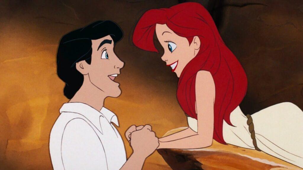 La Sirenetta - l'evoluzione delle Principesse Disney
