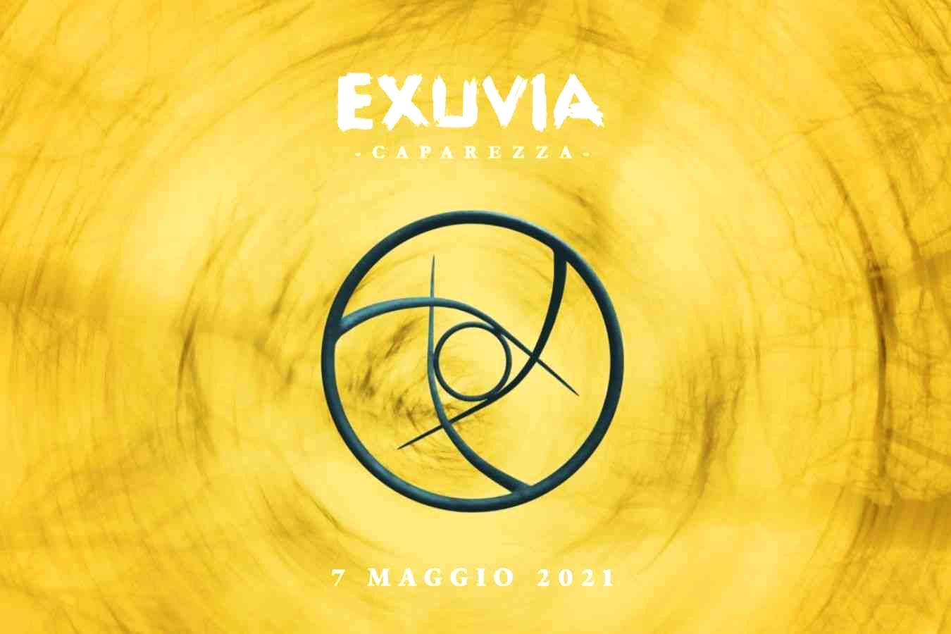 """""""Exuvia"""" – Il nuovo album di Caparezza"""