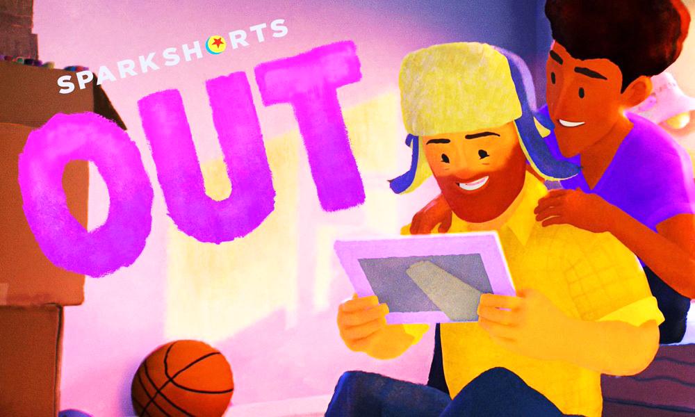Out: il corto della Pixar a tema LGBTQ+