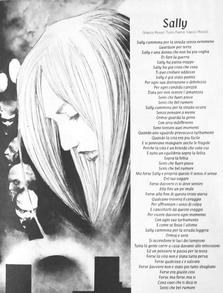 Sally – Il Blasco nell'universo di Dylan Dog, un viaggio sopra la follia