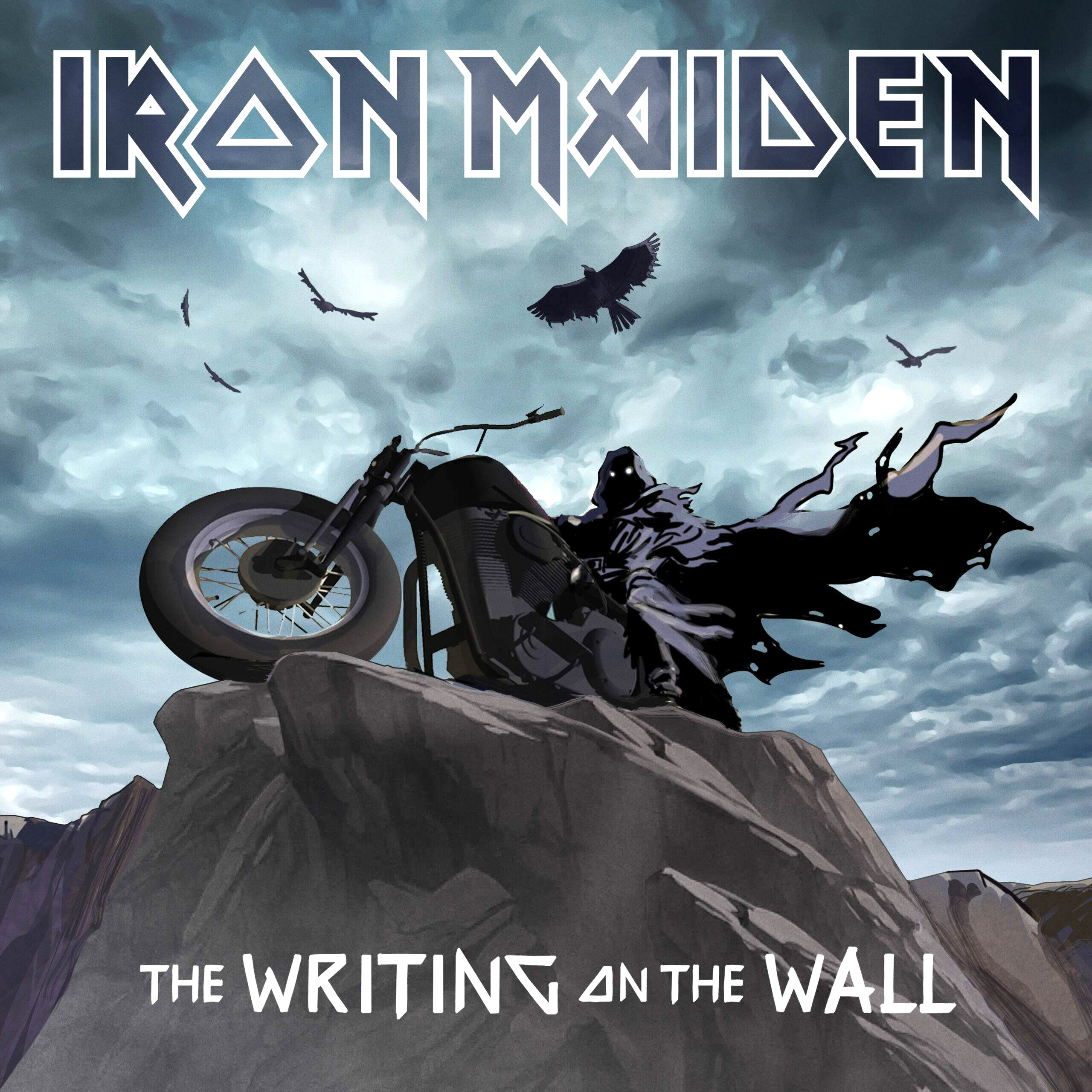 The Writing on the Wall: Il grande ritorno degli Iron Maiden