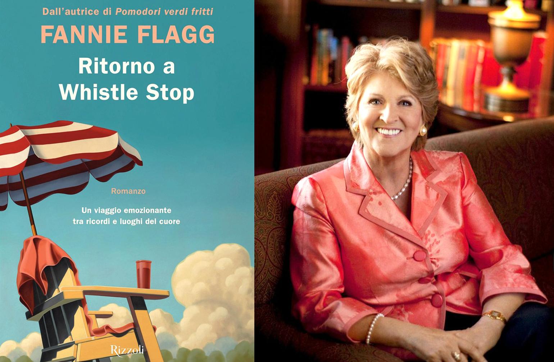 """Fannie Flagg torna in libreria: è uscito """"Ritorno a Whistle Stop"""""""