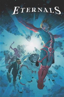 Eterni - Settembre 2021: le uscite di fumetti e graphic novel
