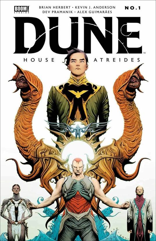 Dune. Vol. 1: Casa Atreides
