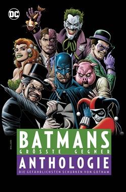 I nemici. Il grande libro di Batman - Settembre 2021: le uscite di fumetti e graphic novel