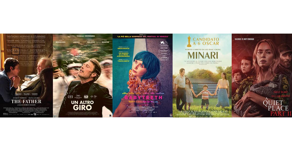 Home Video di Settembre 2021: le nuove uscite in DVD e BluRay