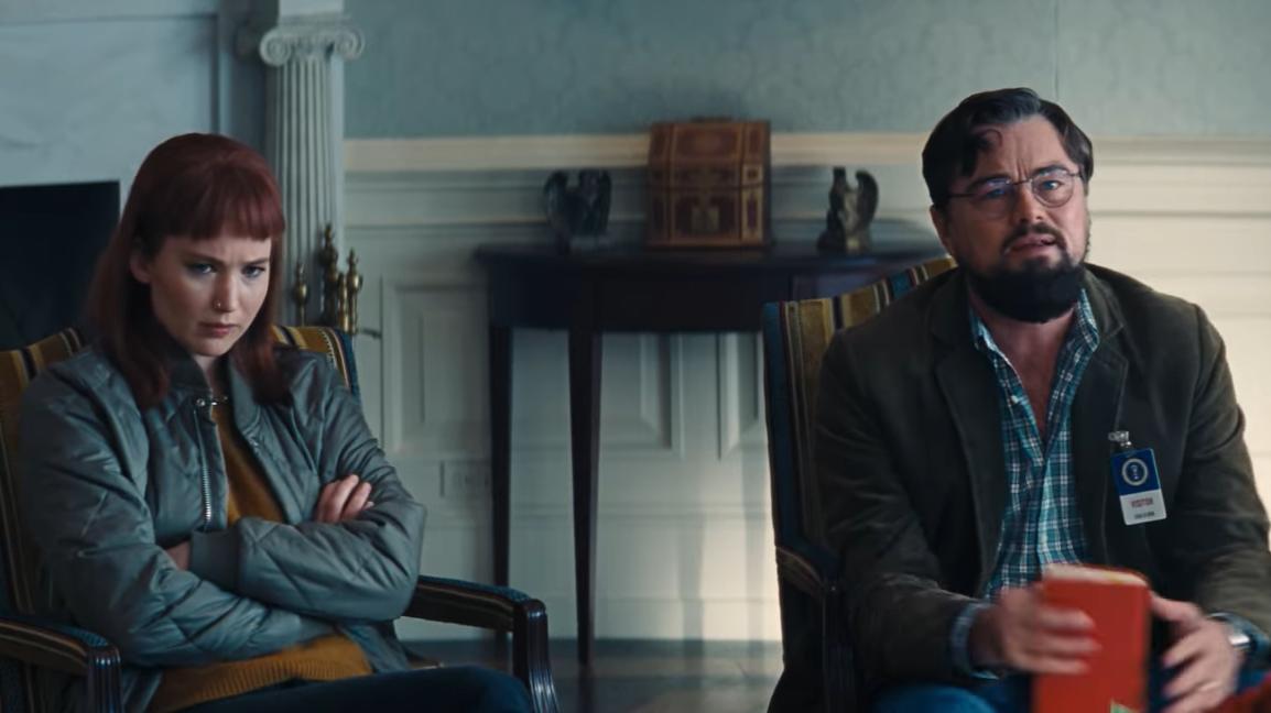 Don't look up: Leonardo Dicaprio guida un cast stellare nel primo teaser del film