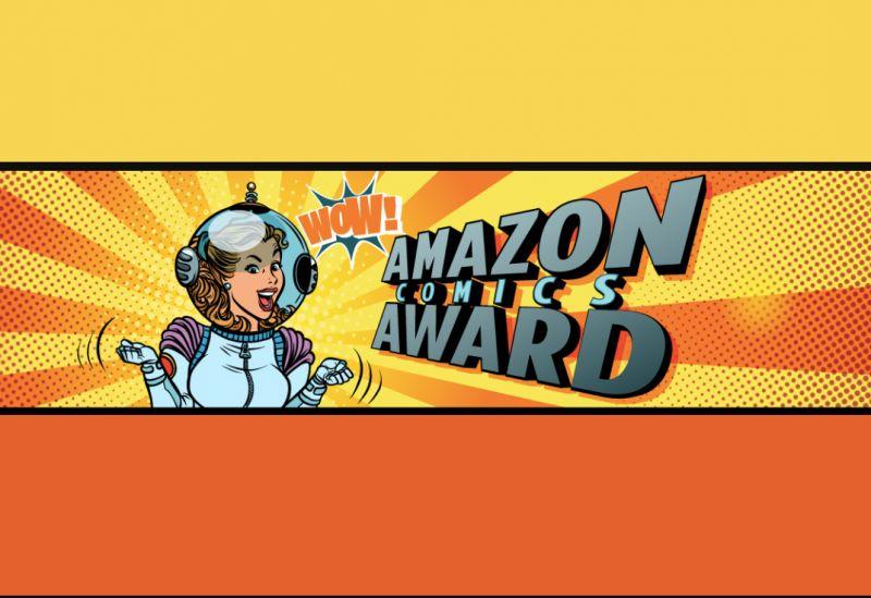 Amazon Comics Award 2021: la seconda edizione del concorso fumettistico di Amazon