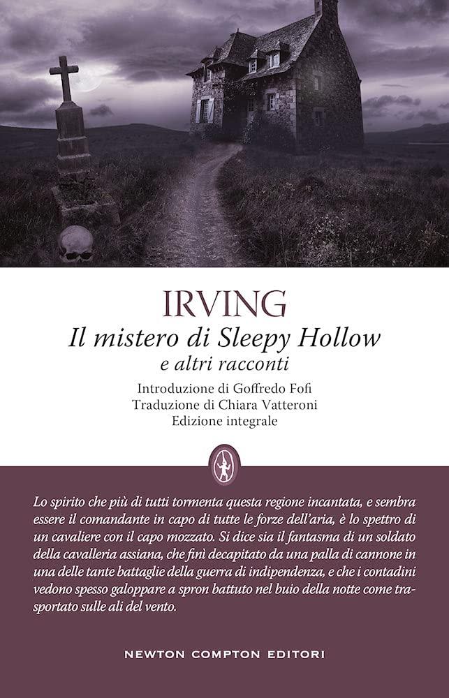 Il mistero di Sleepy Hollow - Irving Ottobre 2021: Da Stephen King a Sophie Kinsella, i romanzi i uscita nel mese di Halloween