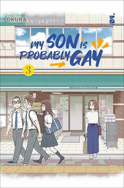 My son is probably gay - Okura